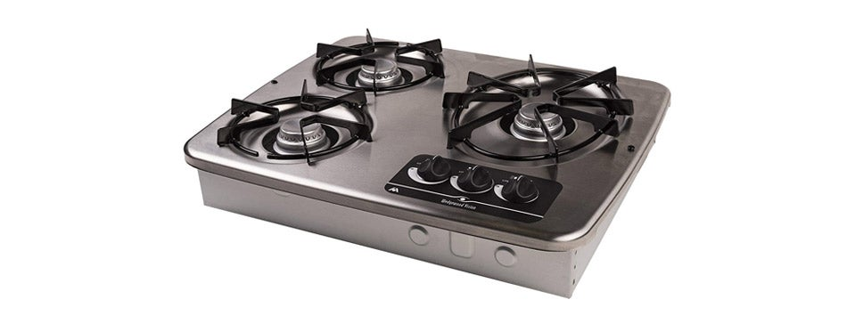 Atwood Stainless Steel Burner Cooktop
