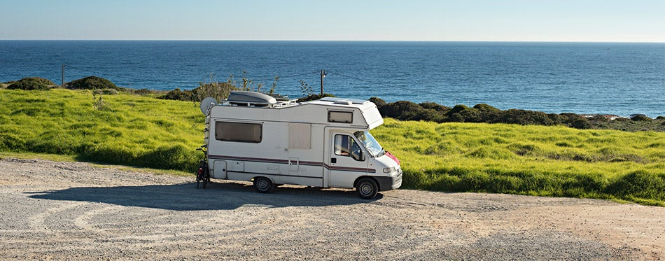 Camping in Sagres