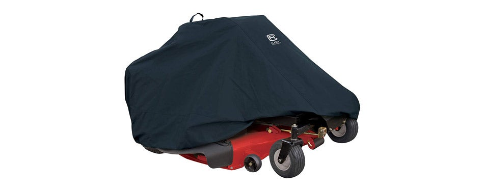 Classic Accessories Zero Turn Riding Mower Cover