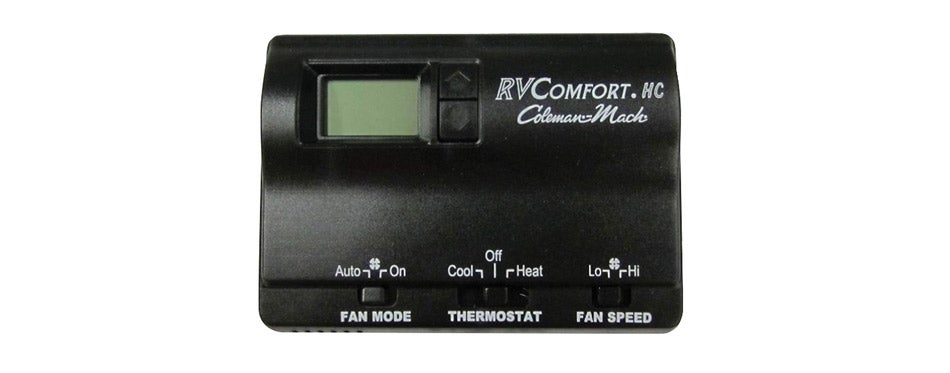 Coleman Airxcel RV Thermostat
