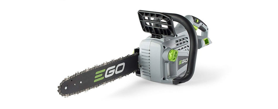 EGO Power+ Lithium-Ion Cordless Chainsaw