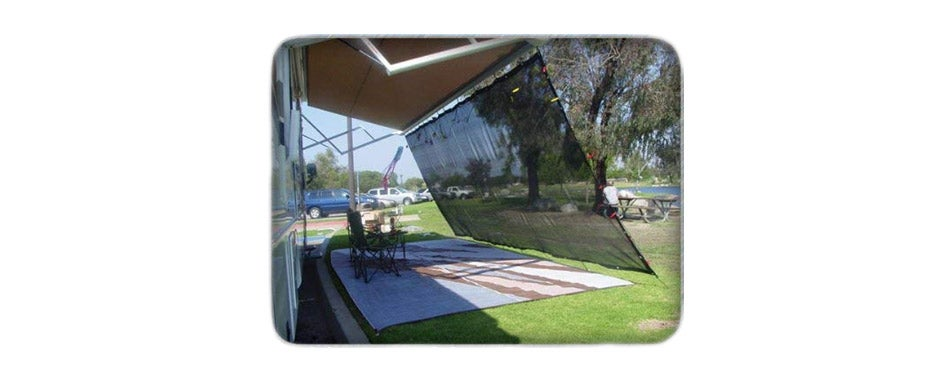 EZ Travel Collection RV Awning Shade