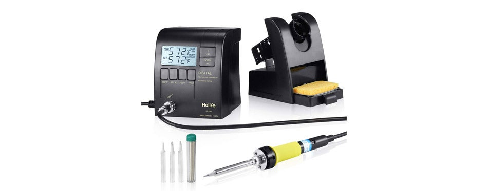 Holife Digital Display Soldering Iron Station