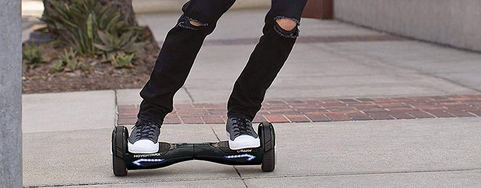 Hoverboard Self-Balancing
