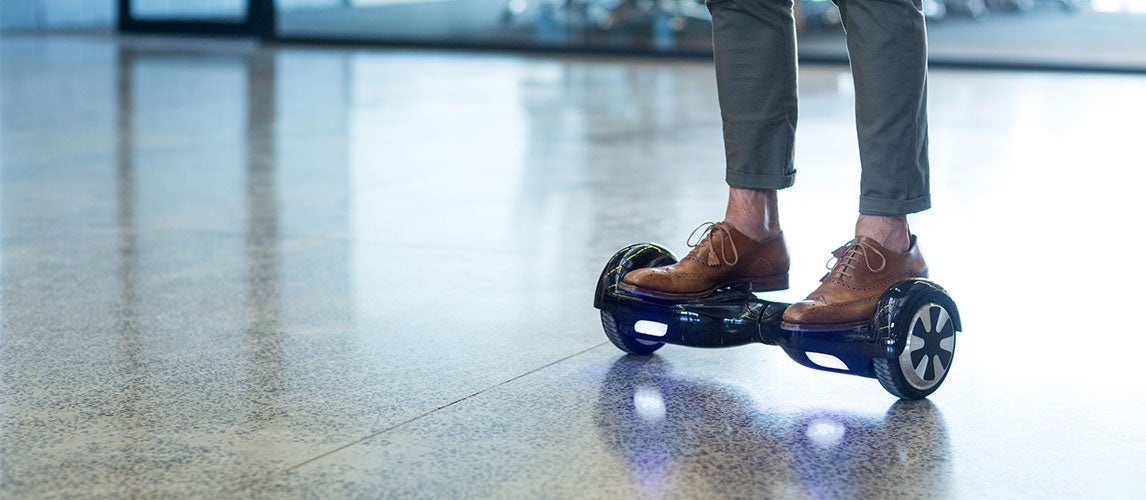 How to Ride a Hoverboard Like a Pro