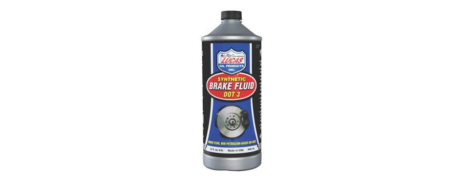 Lucas Oil Brake Fluid