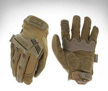Mechanix Wear M-Pact Coyote Work Gloves