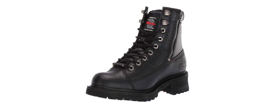 Milwaukee Motorcycle Clothing Company Women's Motorcycle Boots