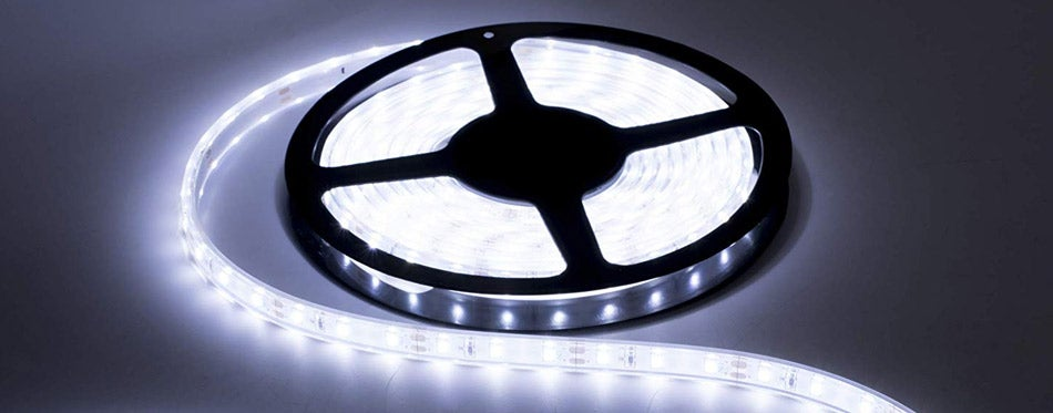 RecPro RV Blue LED Awning Party Light
