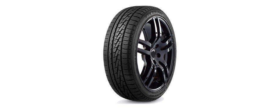 Sumitomo HTR A/S P02 Performance Radial Tire