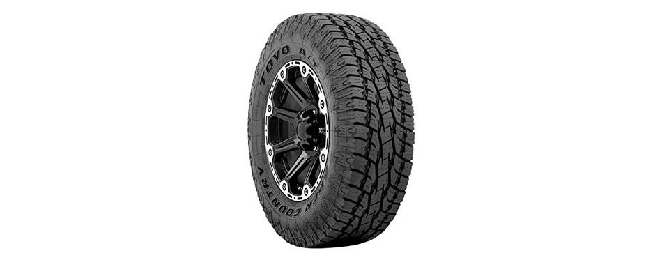 Toyo OPEN COUNTRY XTREME A/T II All Terrain Radial Tire