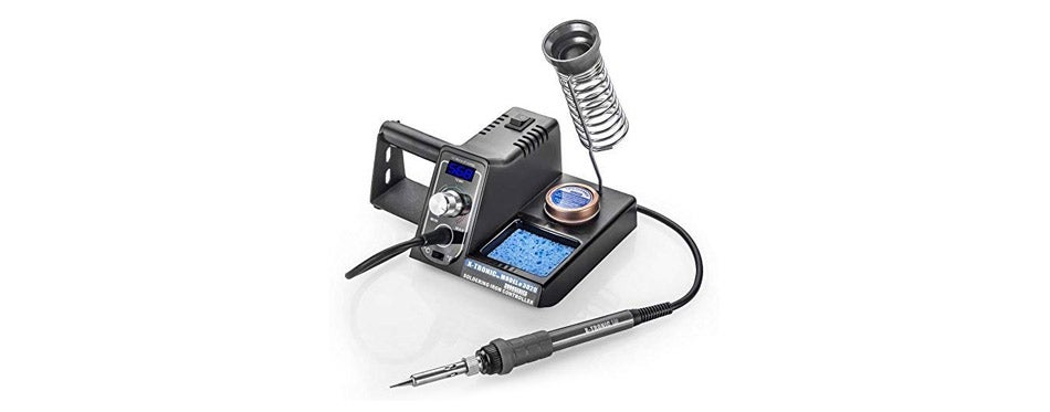 X-Tronic Digital Display Soldering Iron Station