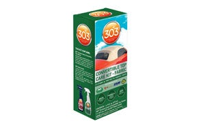 303 Products Convertible Fabric Top Cleaning