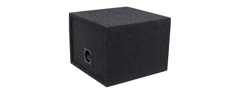ATREND-BBOX Vented Carpeted Subwoofer Box