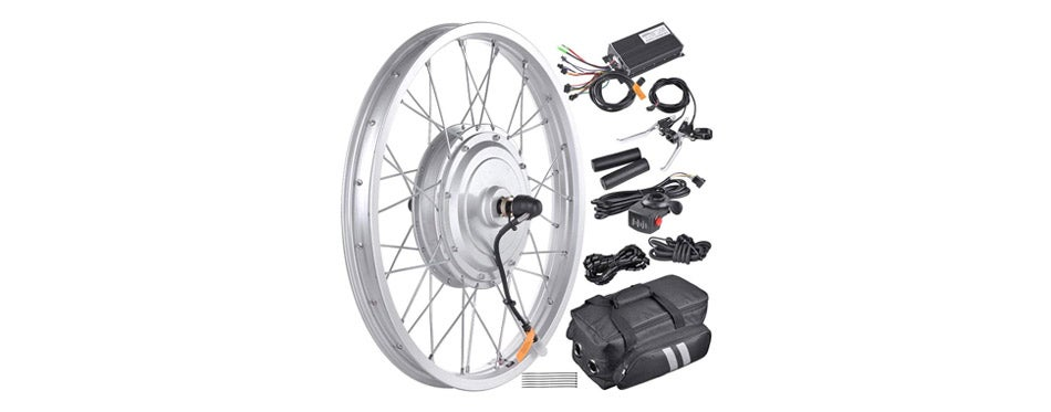 AW Electric Bicycle Front Wheel Frame Kit