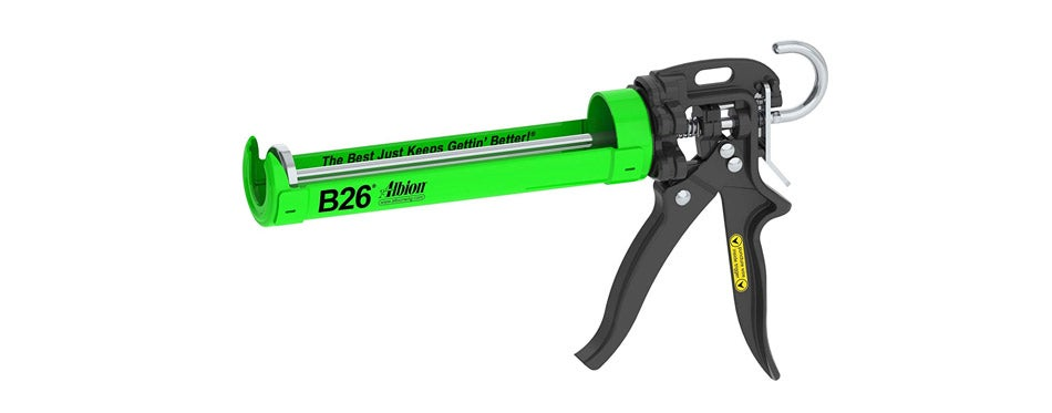 Albion Engineering Cartridge Caulking Gun