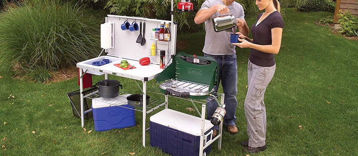 The Best Camping Kitchens Review In 2020 Car Bibles