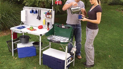 The Best Camping Kitchens (Review) in 2021