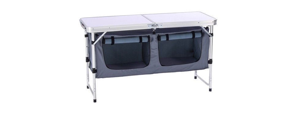CampLand Camping Kitchen Table