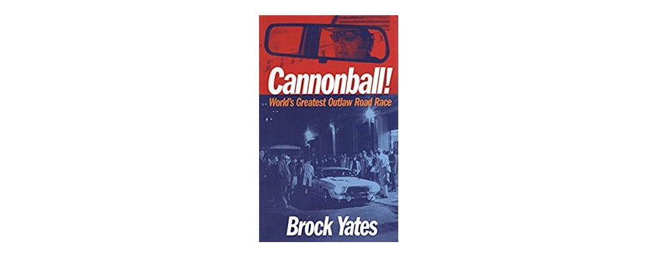 Cannonball! by Brock Yates