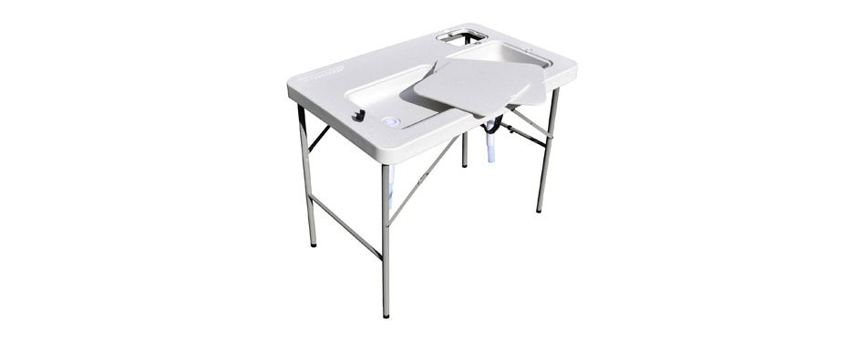 Coldcreek Outfitters Outdoor Washing Table and Sink