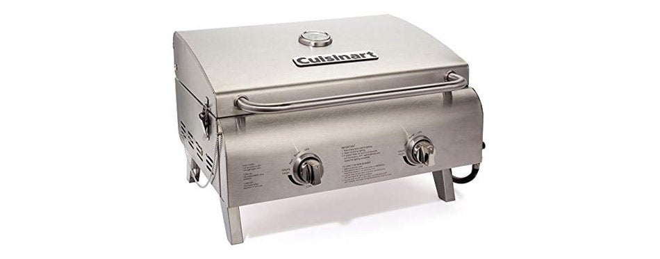 Cuisinart Professional Tabletop RV Gas Grill