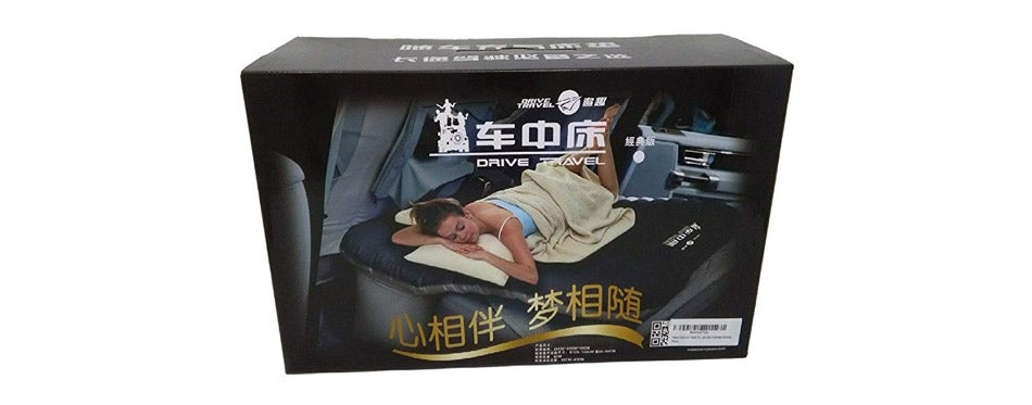 Drive Travel Car Inflatable Bed