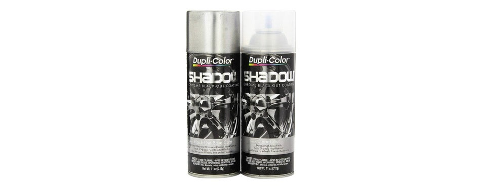 Dupli-Color Shadow Chrome Black-Out Coating Kit