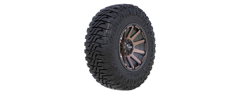 Federal Xplora M/T all_ Terrain Radial Tire