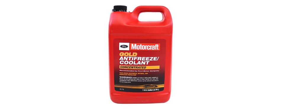 Ford VC-7-B Gold Concentrated Antifreeze
