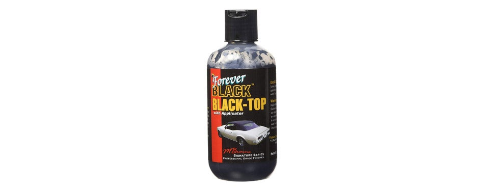 Forever Car Care Products Black Top