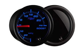 GlowShift Turbo Boost Gauge Kit