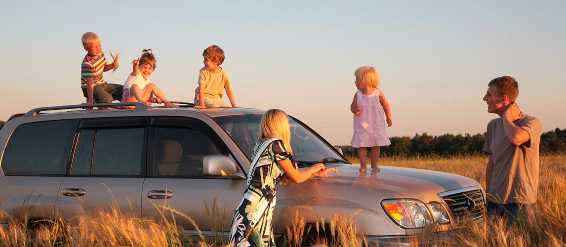 Great Family Cars That Aren't Dorky