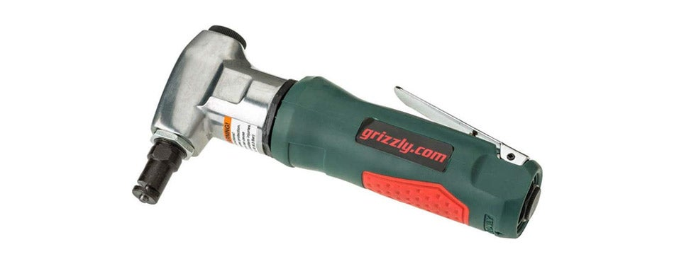 Grizzly Pneumatic Nibbler