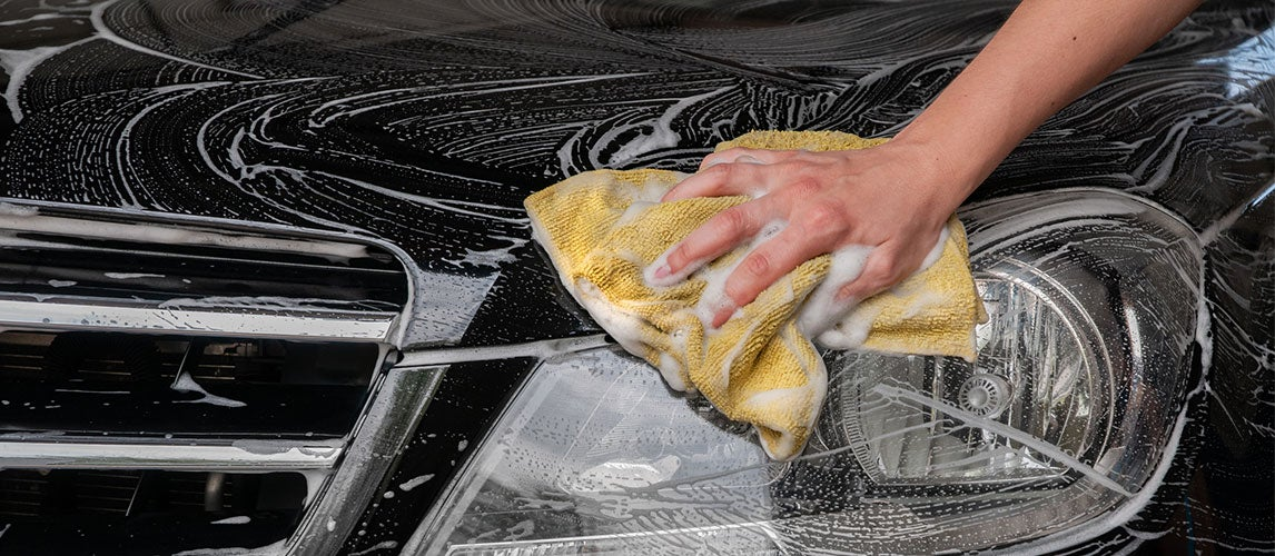 How to Clean Bug Splats Off Your Car
