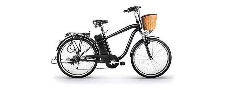 NAKTO City Electric Assisted Electric Bicycle