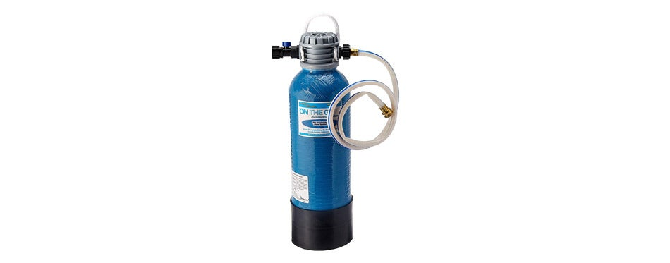 On The Go StdSoft Portable RV Water Softener