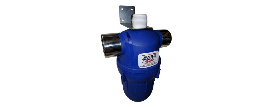 Poly Salt Free Water Softener For RV