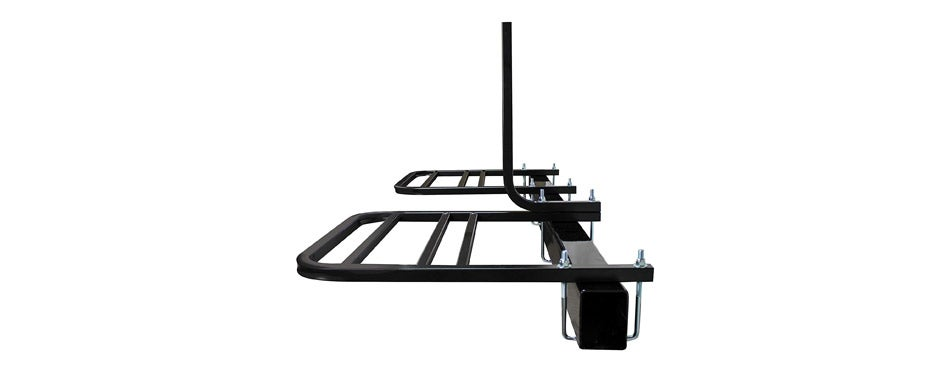 Quick Products RV Bumper-Mounted 2-Bike Rack