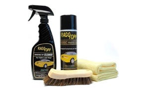 RaggTopp Fabric Convertible Top Cleaner