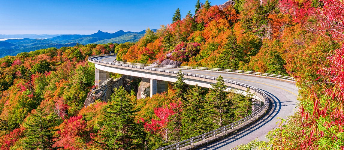 Road Trips in North America