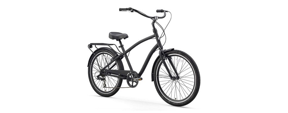 Sixthreezero EVRYjourney Men's Hybrid Alloy Cruiser Bicycle