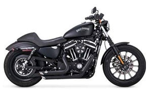 Vance and Hines Shortshots Staggered Full System Exhaust