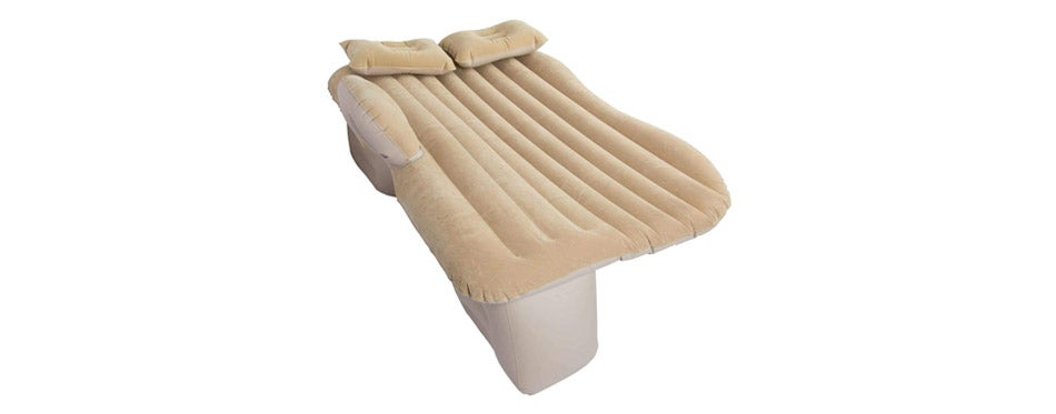 Winterial Back Seat Inflatable Car Air Bed
