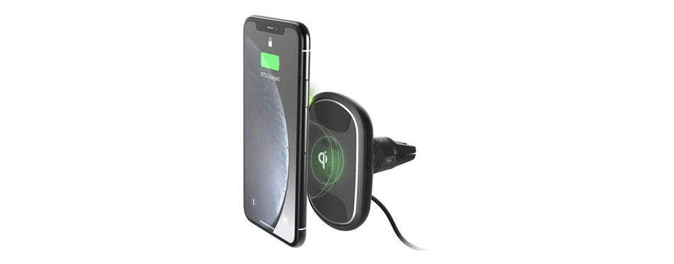 iOttie Magnetic Wireless Charging Air Vent Mount