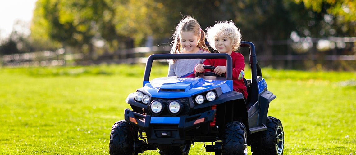 Best Ride-on Toys for Toddlers