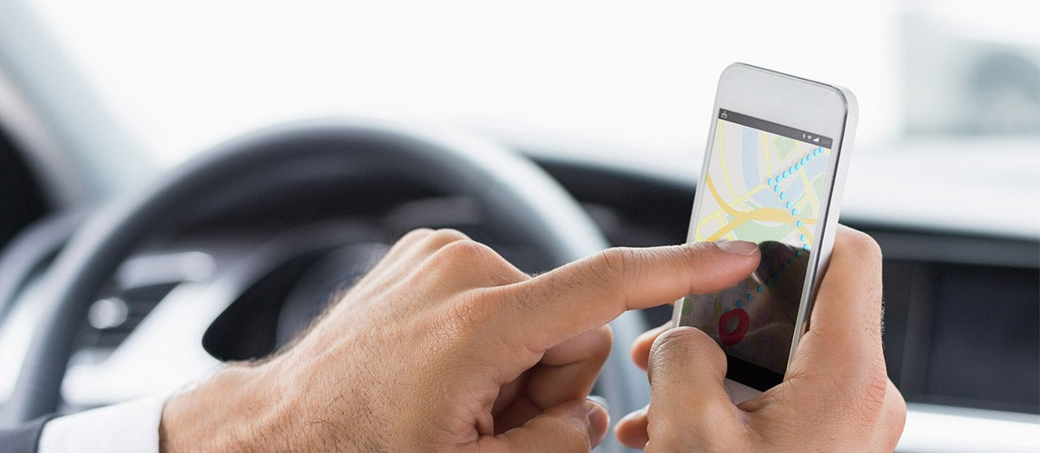 How to Track a Car Using Your Phone