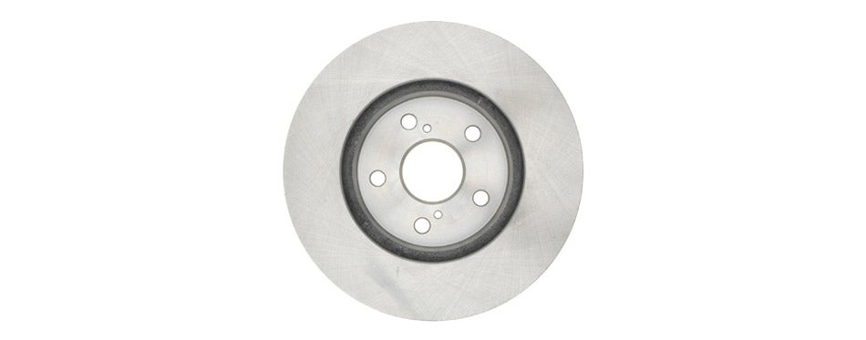 ACDelco Advantage Non-Coated Front Disc Brake Rotor