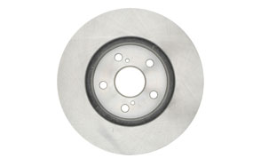 ACDelco Non-Coated Front Disc Brake Rotor