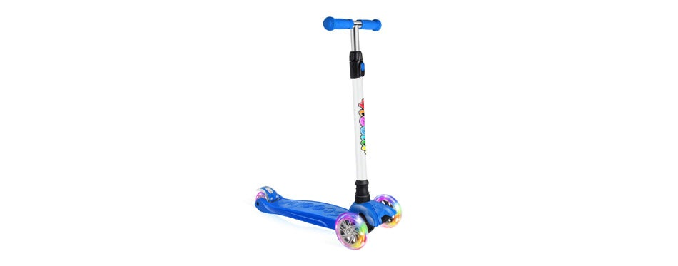 BELEEV Kick Scooter for Toddlers